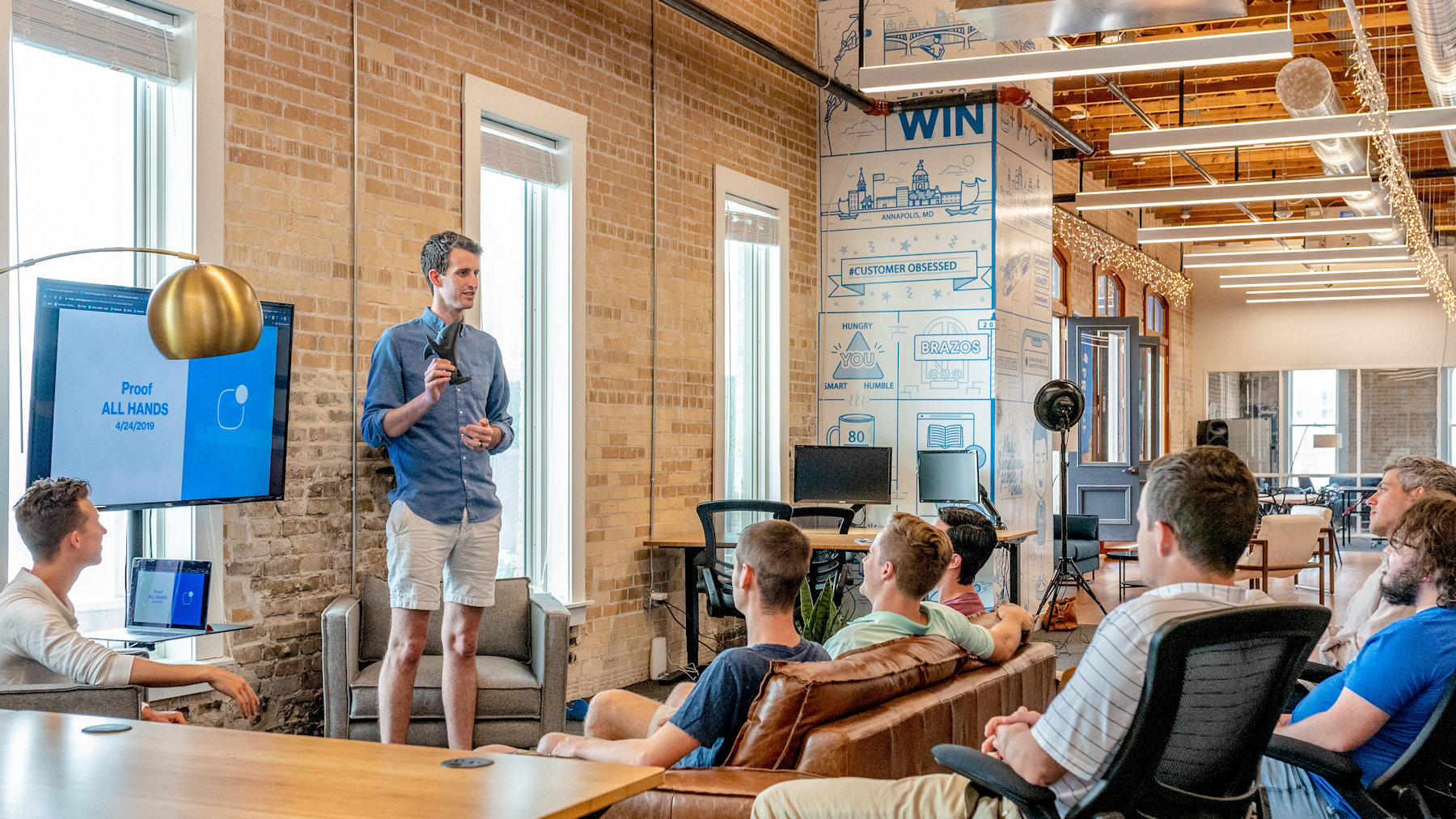 How Startups Can Approach Office Design