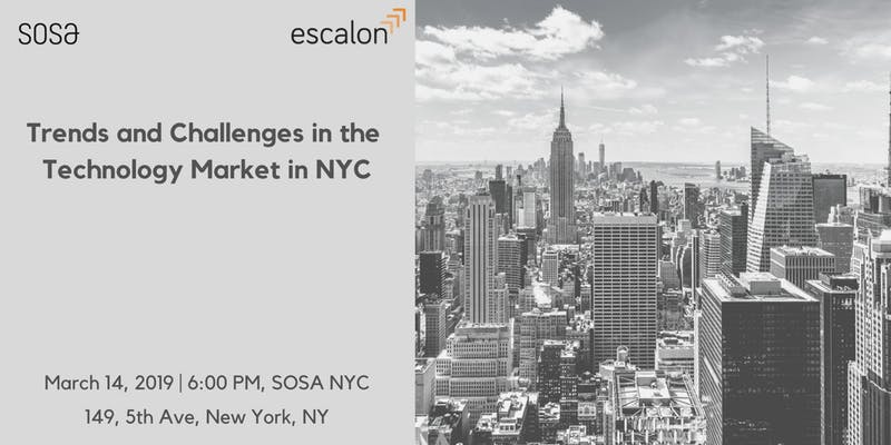Trends in the NYC Technology Market from Escalon Services